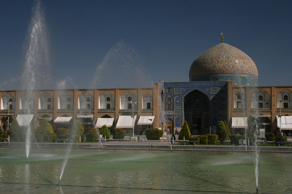 Maidan-e Imam Isfahan Iran MIDDLE EAST PERSIAN GULF