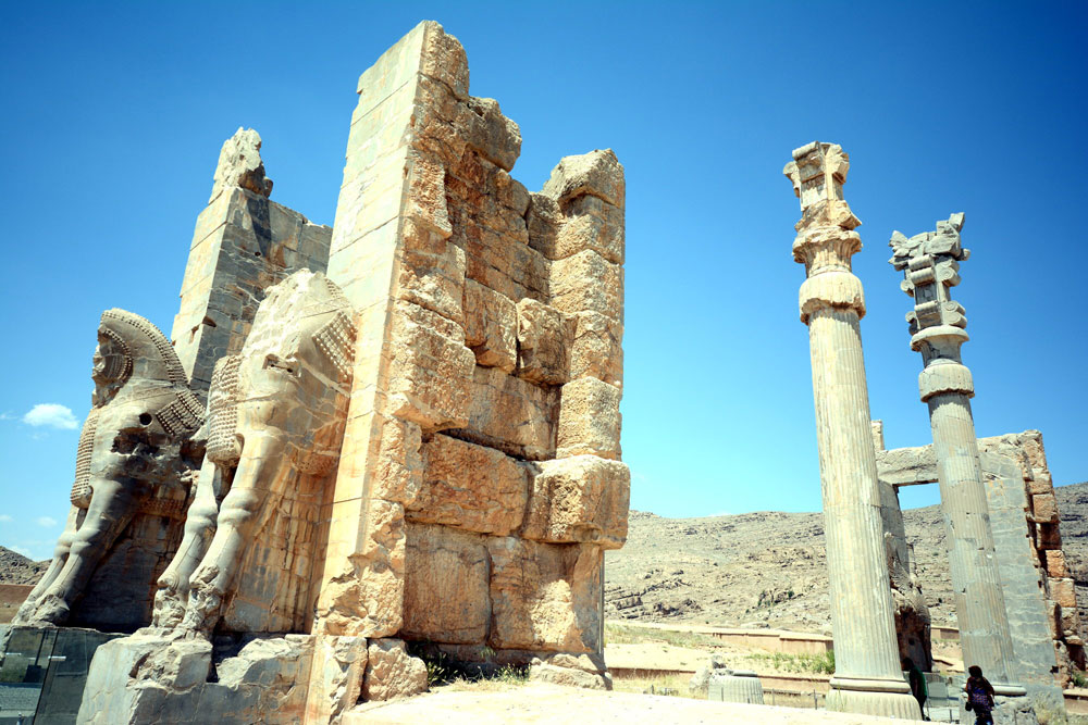 Persepolis Iran MIDDLE EAST PERSIAN GULF