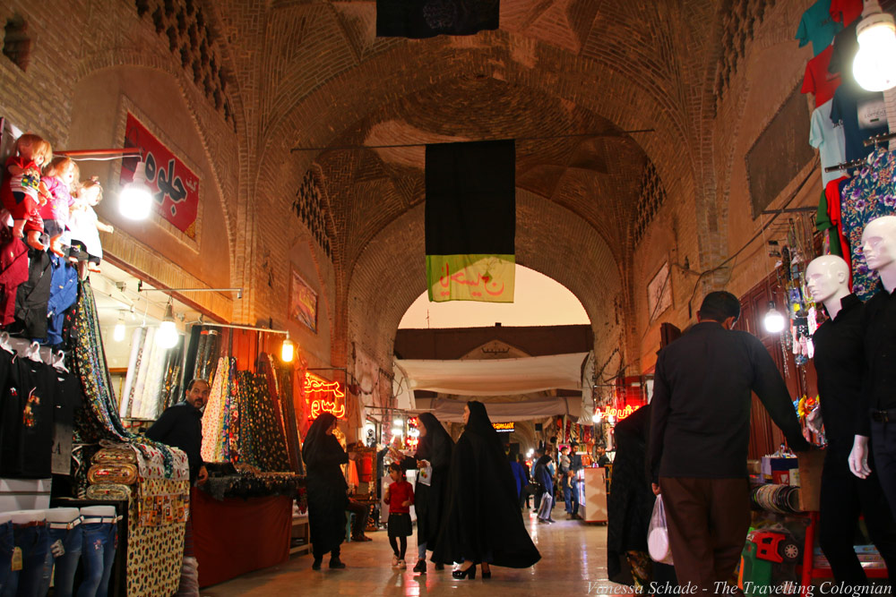 Kerman_Bazaar_ Iran_MIDDLE_EAST