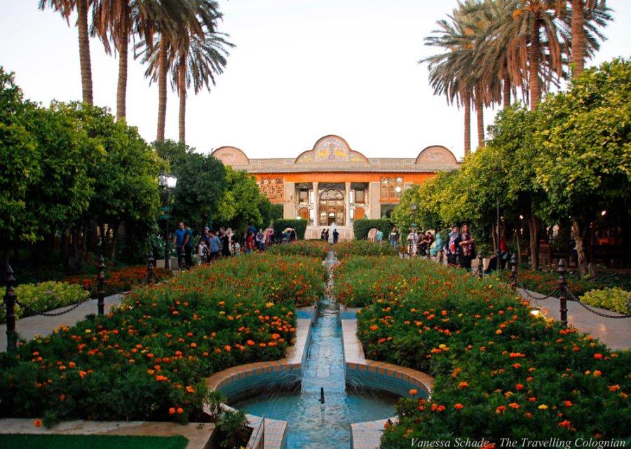 Naranjestan-Garten Shiraz Iran NAHER OSTEN ORIENT