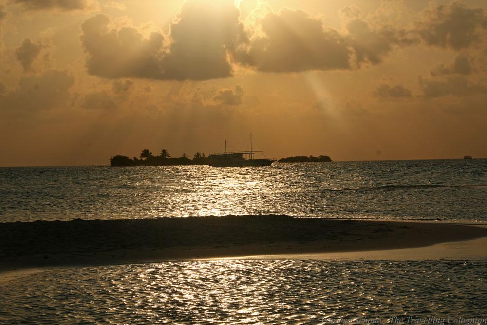 Sunset_The Maldives