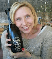 Anna Wallner the cava lady sparkling happiness