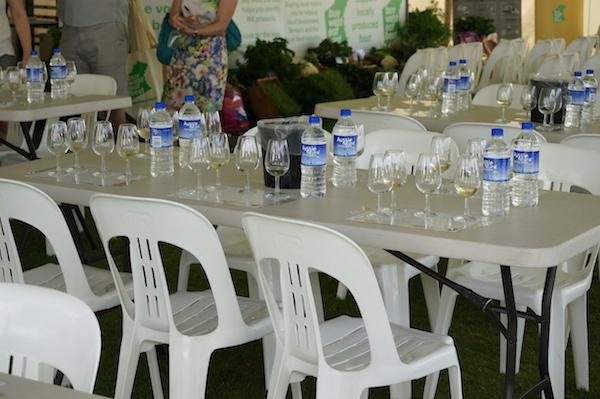 UnWined 2013 Wine Festival Perth Wine Class