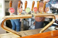Cider on tap at Core Cider House