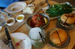 Tapas at Morries Anytime in the Margaret River