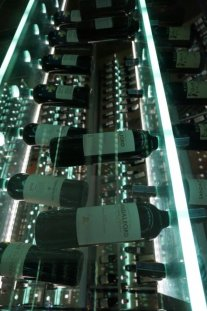 Wine Cellar at Red Sky, Bangkok