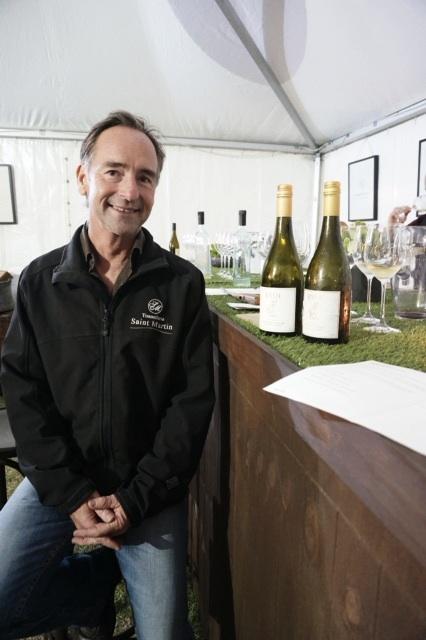Taste of Perth Evoi Wines Nigel Ludlow