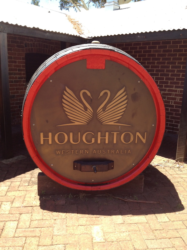 Houghton Wines in the Swan Valley