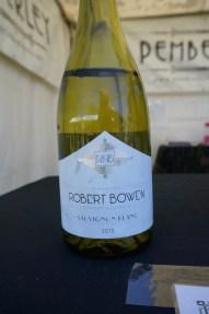 Robert Bowen 2012 Sauvignon Blanc 2012