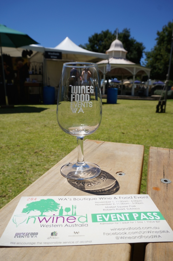 UnWined WA Wine & Food 2014