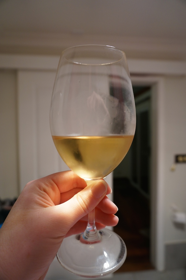 Freehand Wines Semillon 2013 Great Southern beautiful colour