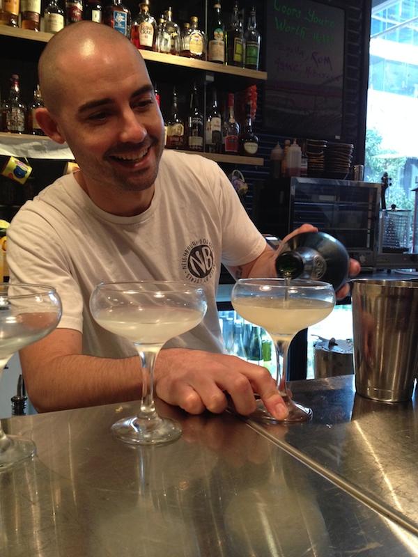 Choo Choo's Cocktail Masterclass Perth Stu