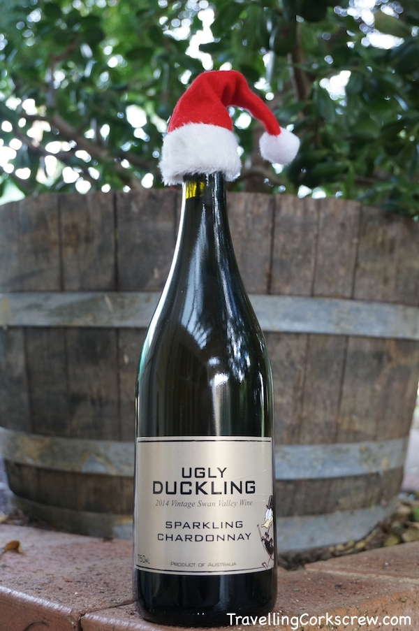 Ugly Duckling 2014 Sparkling Chardonnay - TC Wine Blog