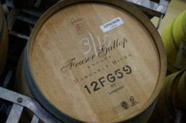 Margaret River Fraser Gallop wine barrel