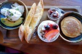 Margaret River breakfast at Muster