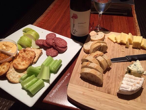 Homemade Cheese Platter, Denmark WA