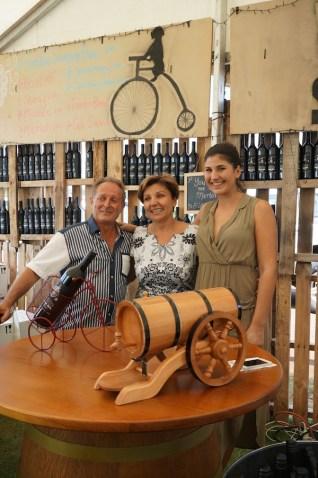 Norm, Roza & Natasha Trandos - Little Black Dog Wines, Swan Valley