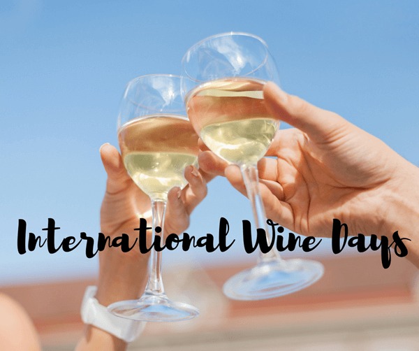 Important 2017 International Wine Days of the Year