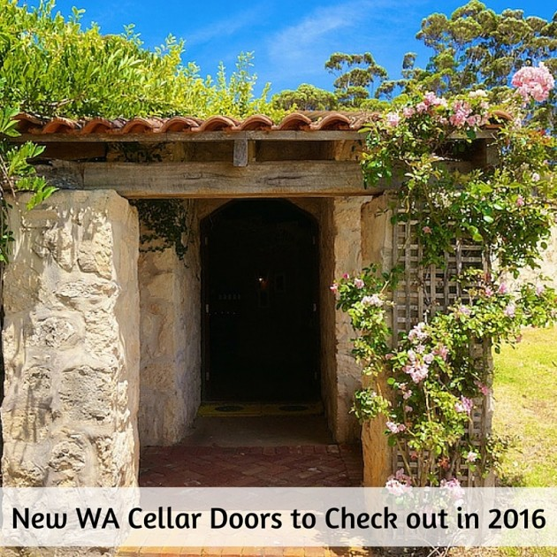 New Western Australian Cellar Doors to Check out in 2016