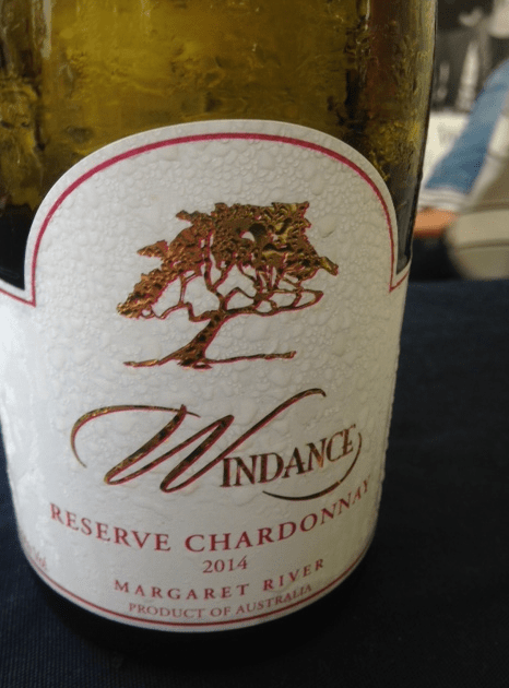 Windance Reserve Chardonnay at Sunset Wines 2016