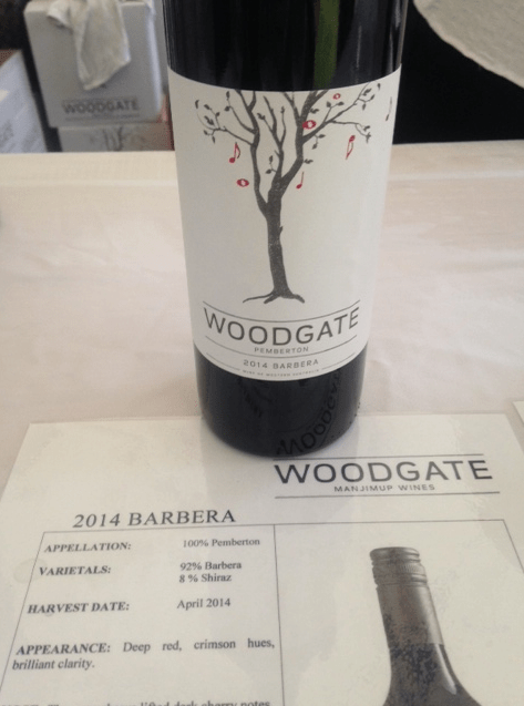 Woodgate at Sunset Wine Festival Perth