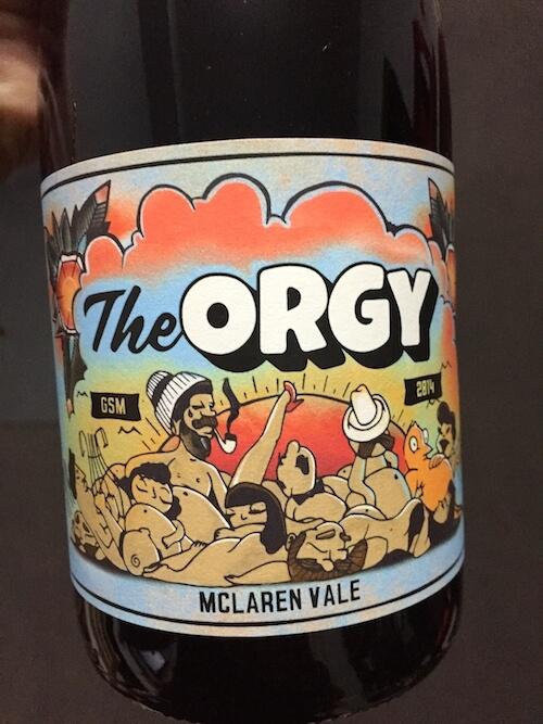 Vinomofo - The Orgy McLaren Vale GSM