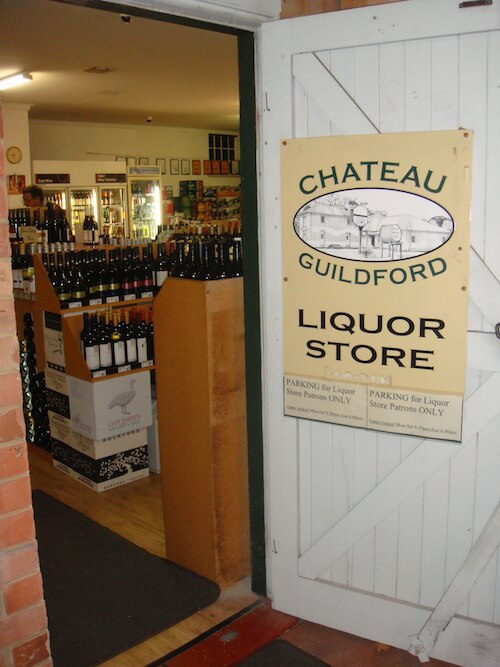 Chateau Guildford Cellarbrations - Wine Store Perth