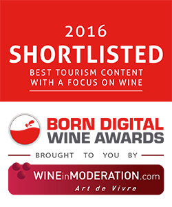 Born Digital Wine Awards - Shortlisted Blog 2016