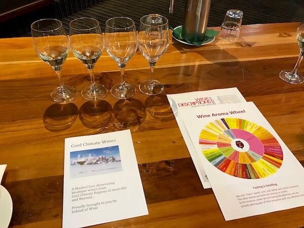 Setup School of Wine - Wine Tasting Perth