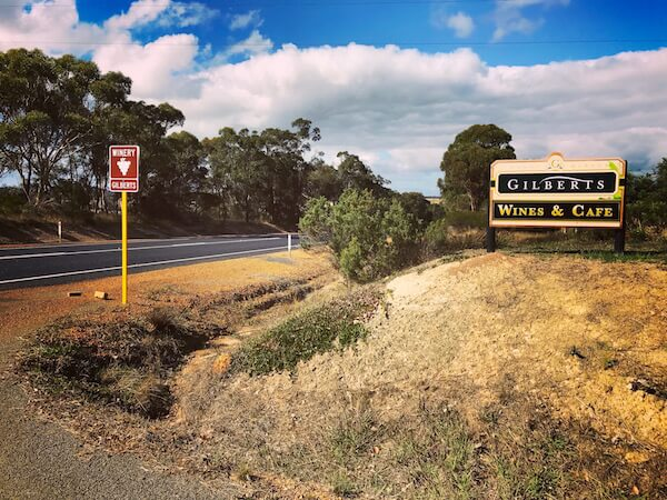 Gilbert Wines & Cafe - Albany Highway