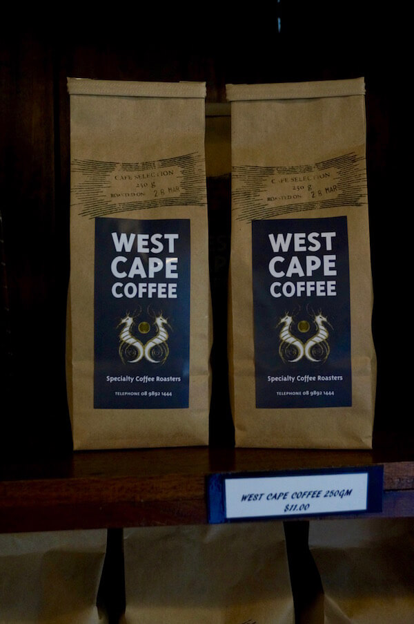 West Cape Howe Wines Coffee