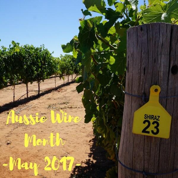 Aussie Wine Month - May 2017