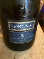Canny Grapes Tasting Class - Montenisa Franciacorta Brut