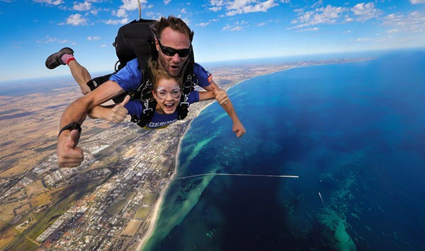 Jake - Skydive Geronimo - Margaret River