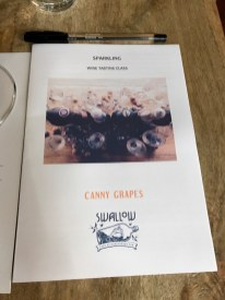 Sparkling Wine Tasting Class with Canny Grapes Perth