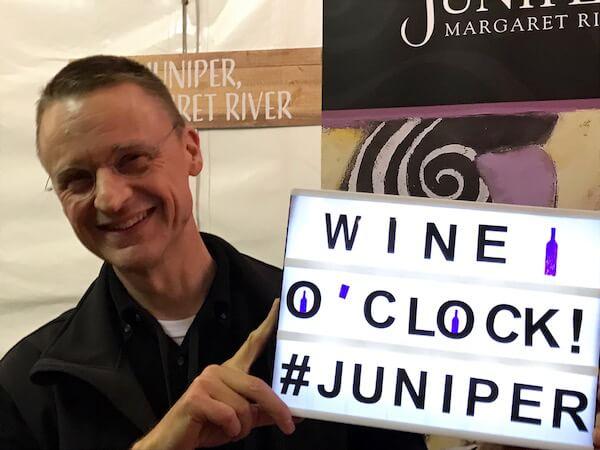 Juniper at City Wine 2017