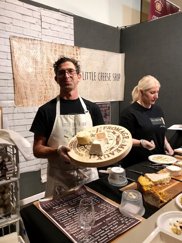 Little Cheese Shop - Wine Show By The Bay