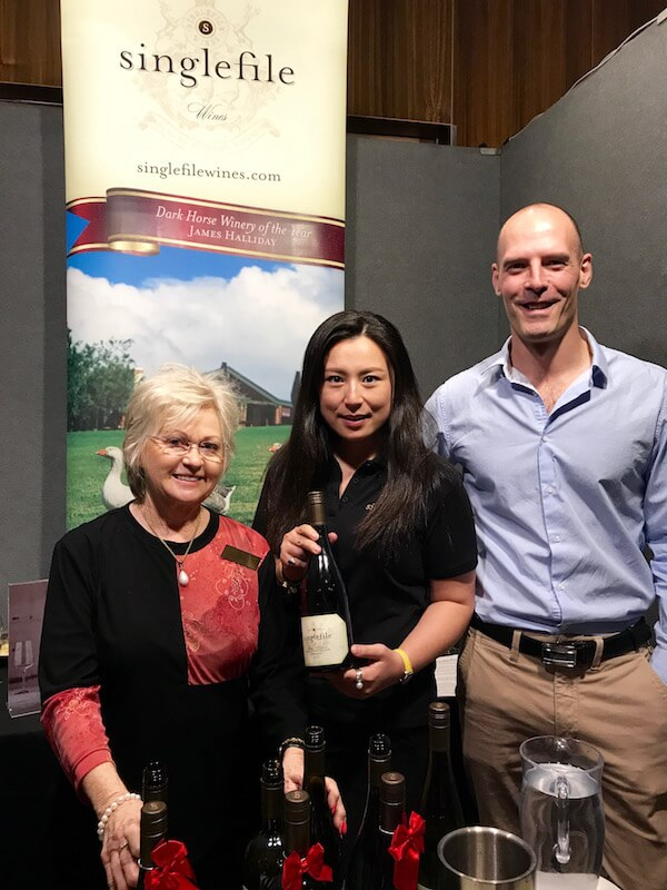 Singlefile Wines - Wine Show By The Bay