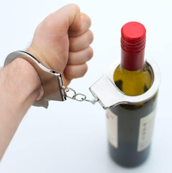 Wine Bottle Security