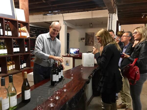 Cellar Door Tasting at John Kosovich Wines - Swan Valley
