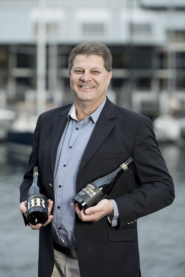 Cellarmasters - Mark Jamieson Blood Brothers Wines
