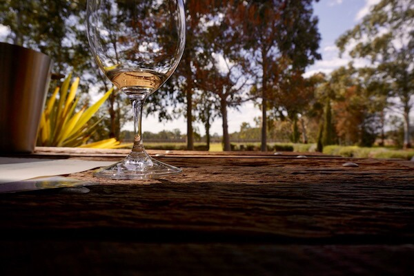 Riedel Tasting Glass - Faber Vineyard - Swan Valley