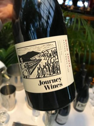 Journey Wines 2015 Pinot Noir - Yarra Valley