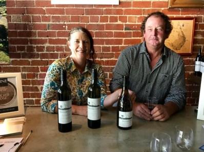 Cathy & Neil Howard - Whicher Ridge - Urban Wine Walk Perth