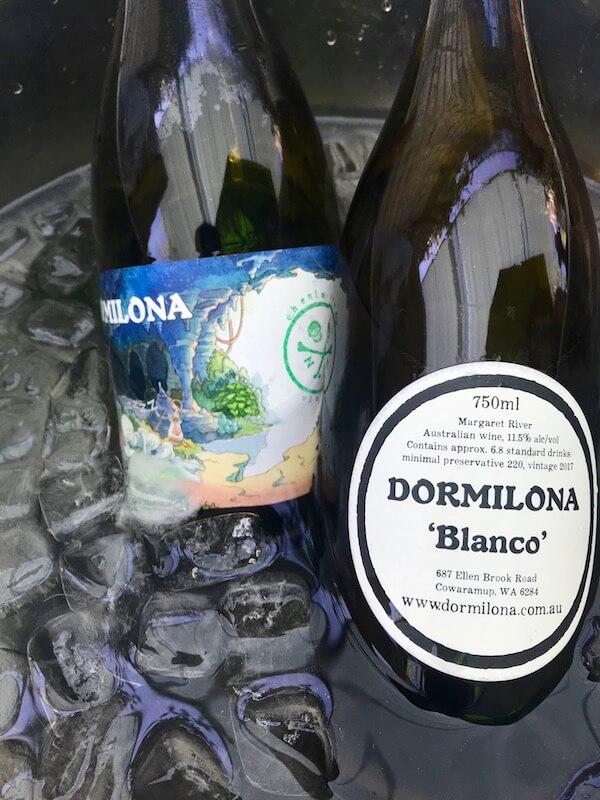 Dormilona Blanco - Urban Wine Walk Perth