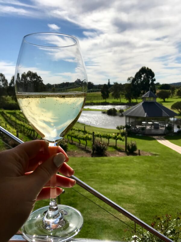 Bubbles at The Nest, Sittella - Swan Valley
