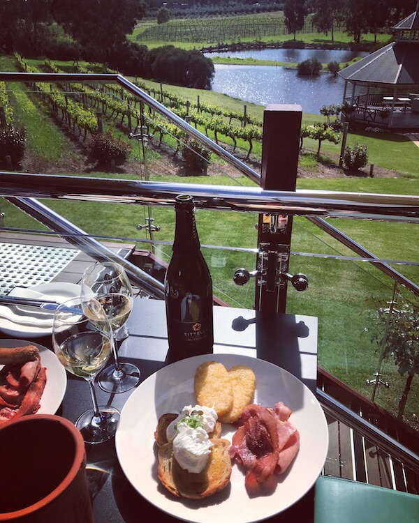 Sparkling Wine Brunch - The Nest @ Sittella, Swan Valley