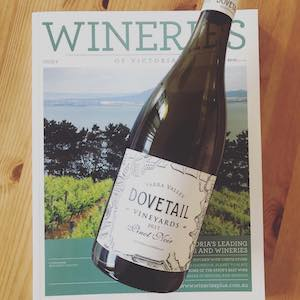 Dovetail Vineyards 2017 Pinot Noir Yarra Valley