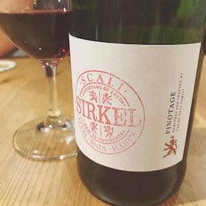 Scali 2016 'Sirkel' Pinotage