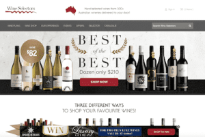 Buy Wine Online at Wine Selectors